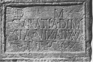 Dinysia Inscription